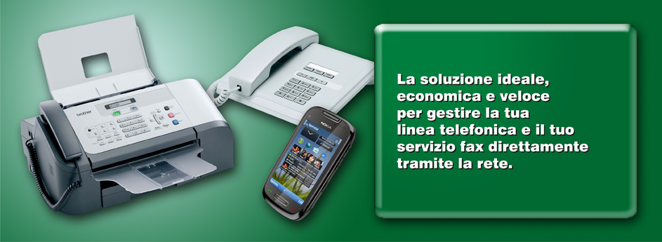 Telefonia e Fax